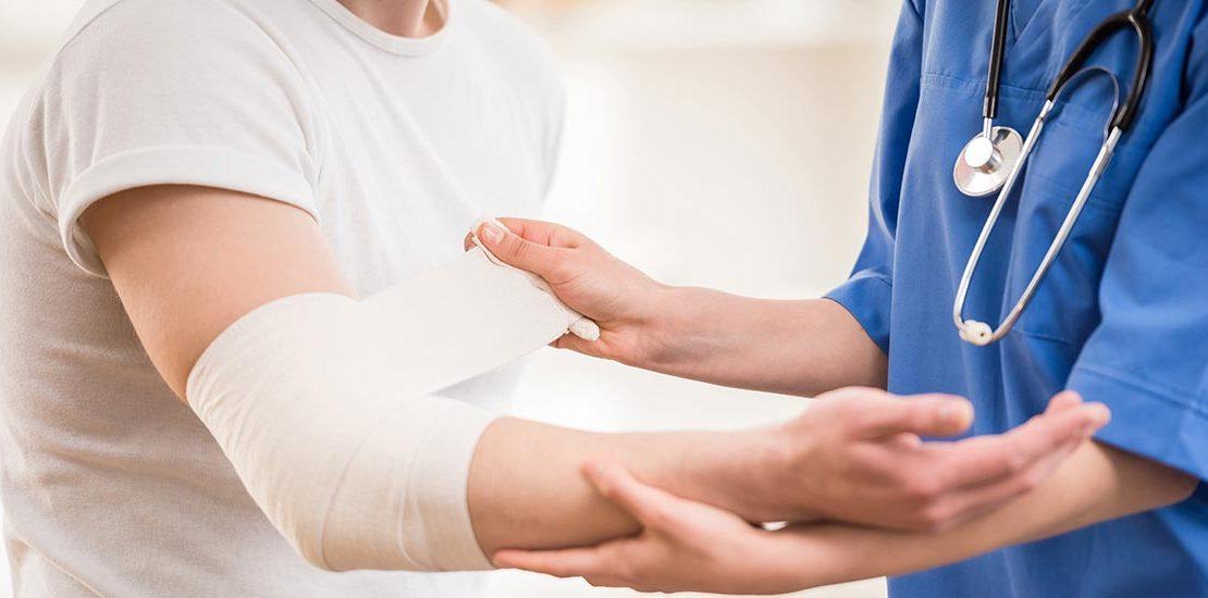 Акция на консультацию ортопеда