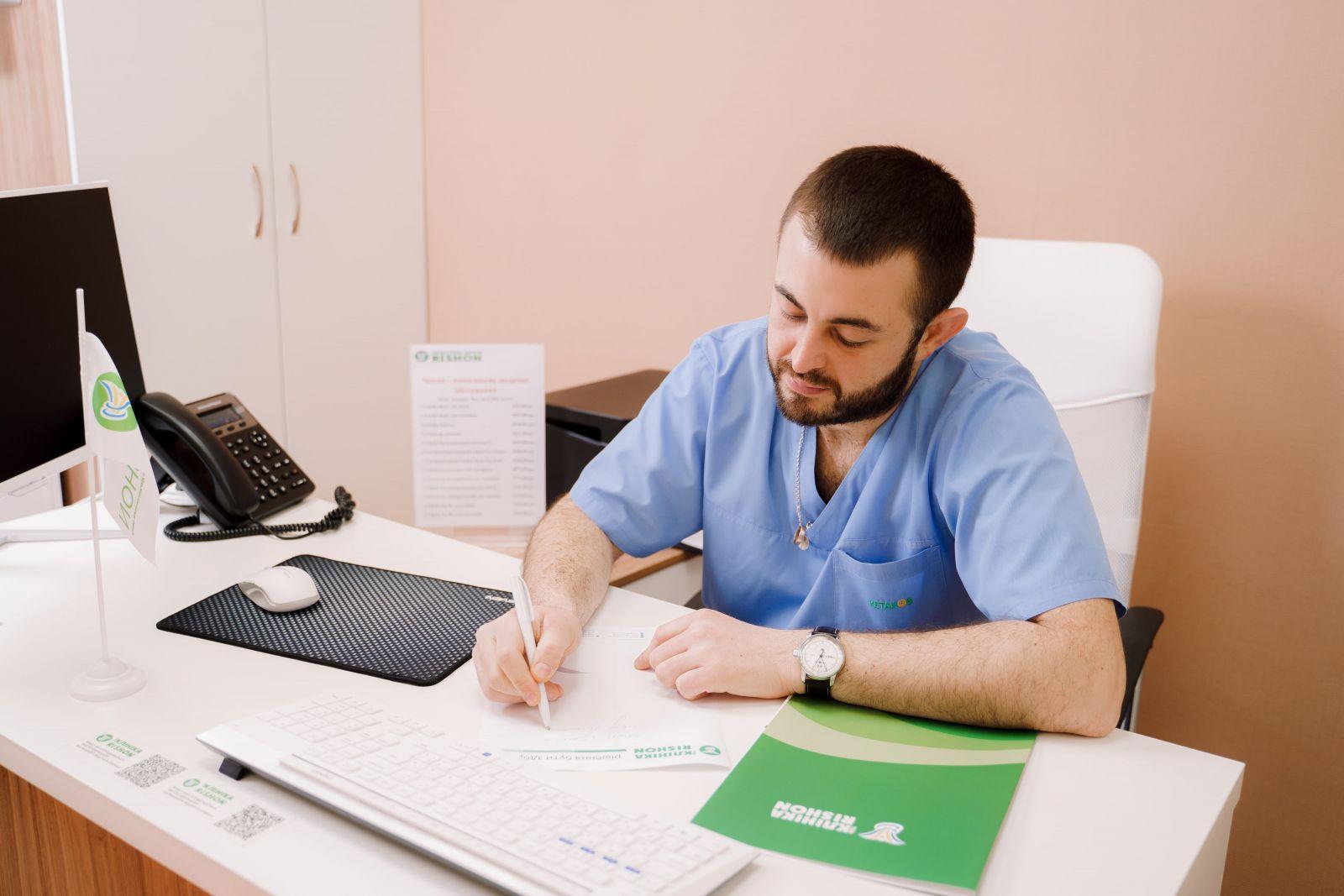 консультация уролога с УЗИ - 580 грн