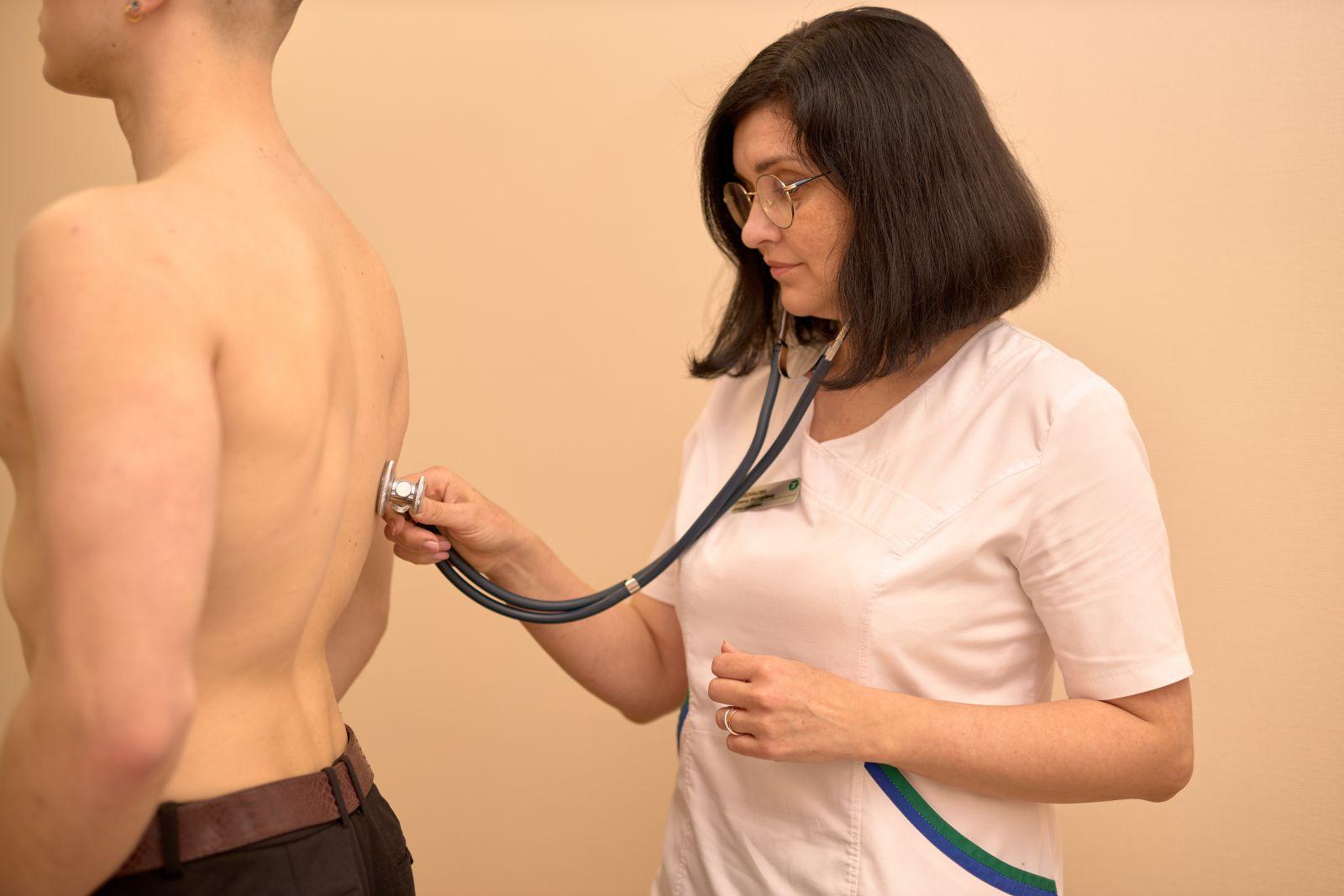 Акция на прием кардиолога