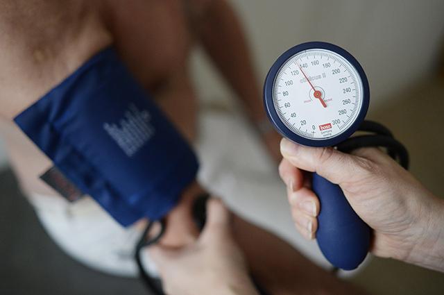 Процедура измерения артериального давления