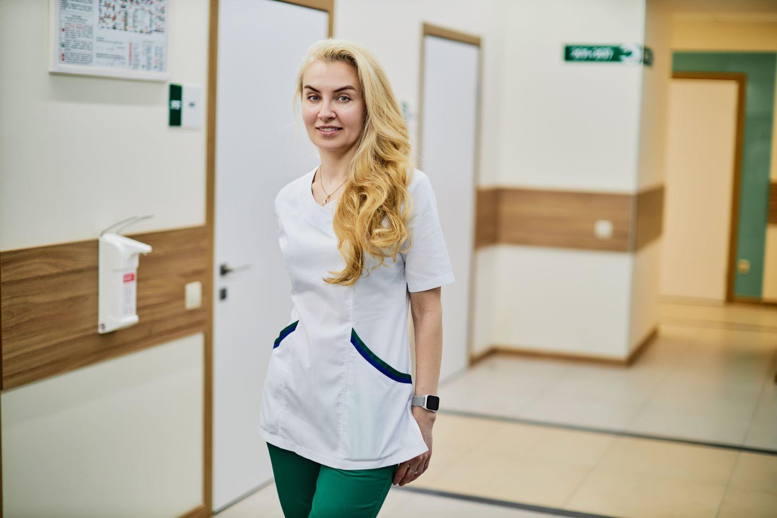 Попова Екатерина Ивановна кардиолог