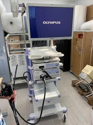 Ендоскопічна система OLYMPUS EVIS EXERA II