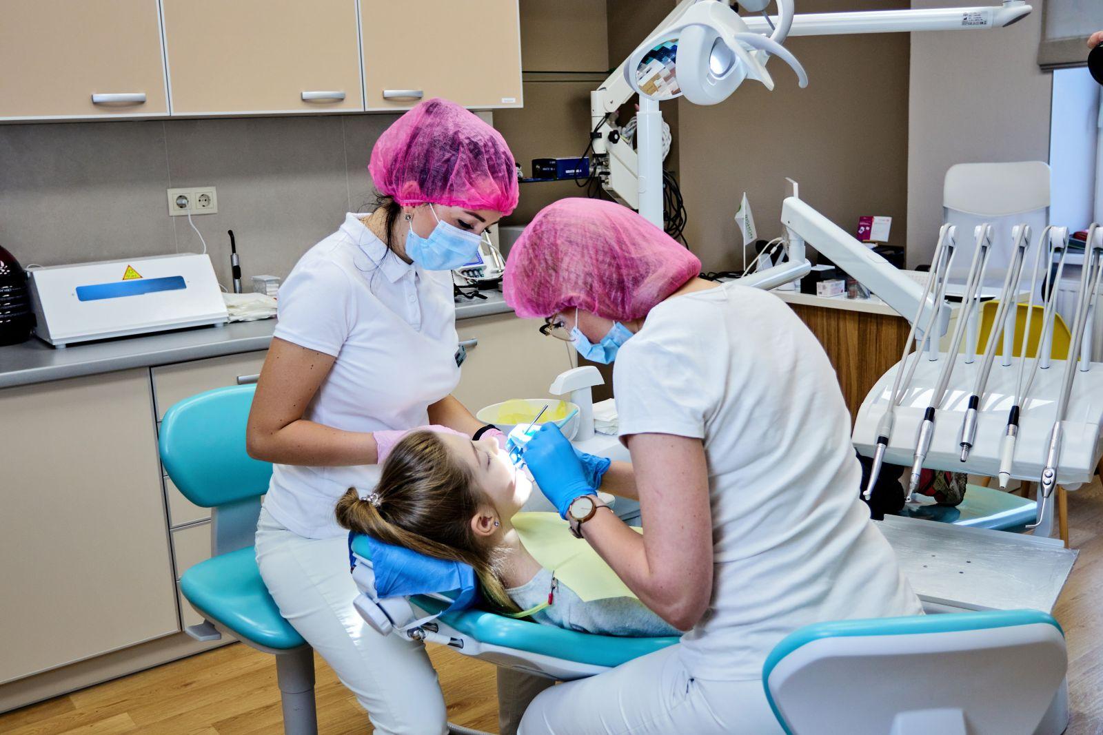 Детская стоматология в Ришон